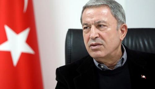 MİLLİ SAVUNMA BAKANI'NDAN 'TAHLİYE' AÇIKLAMASI