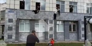 RUSYA'DA BİR ÜNİVERSİTEYE ATEŞ AÇILDI!