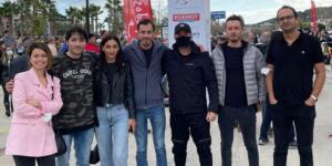 30. EGE RALLİSİN'DE ZAFER ÇUKUROVA-BOSTANCI EKİBİNİN!