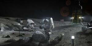 NASA'NIN YENİ PLANI, AY'A WI-FI AĞI KURACAK